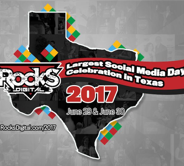 Rocks Digital Celebrates Local Search and Social Media Day this Week in Addison, Texas