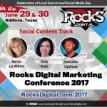 social content track 2017