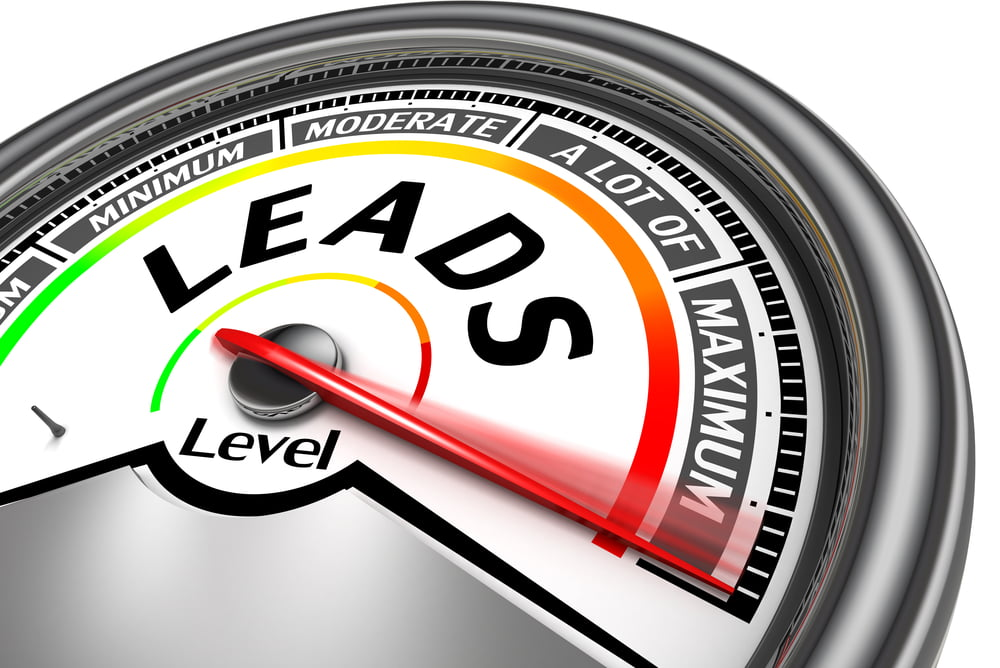 Website solid leads