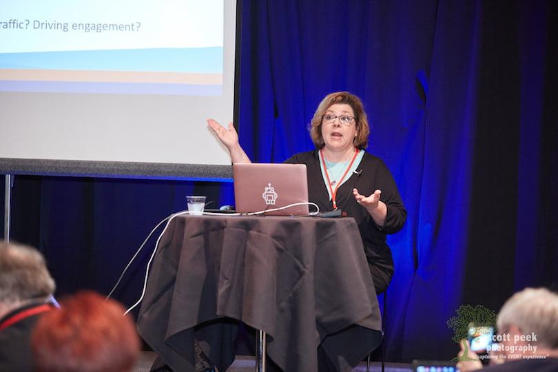Beth Kahlich Google Analytics Workshop