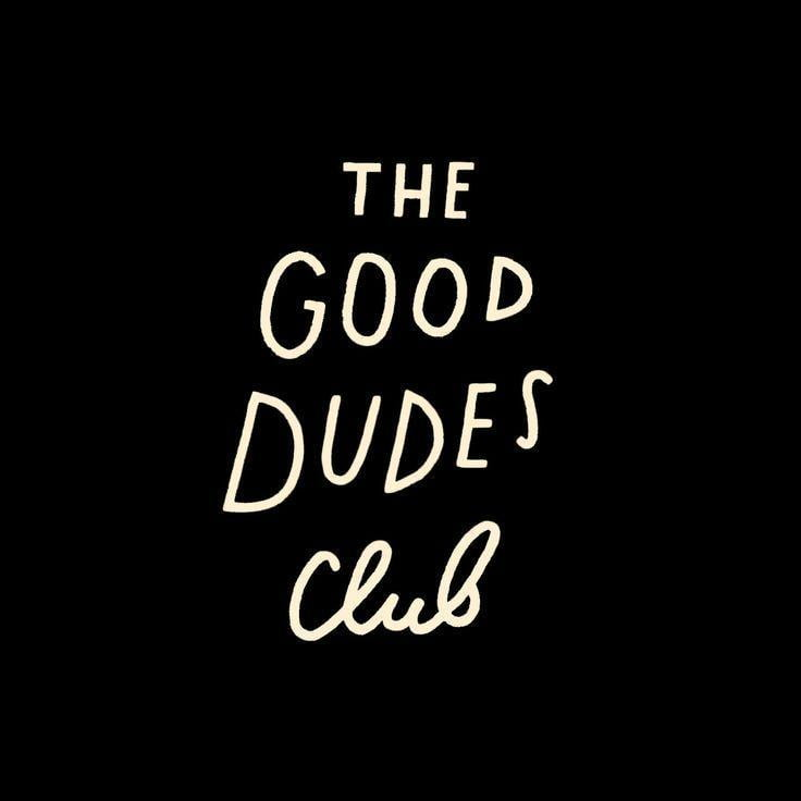 The Good Dudes Club Logo