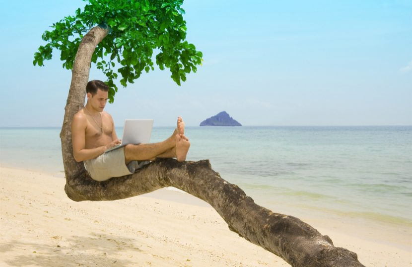 Laptop Down, Surf's Up! Vacation Lessons for Digital Marketing Pros