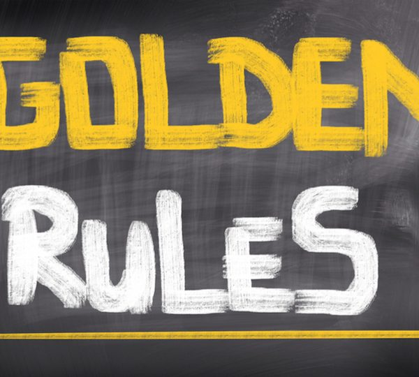 The Golden Rules of Goal Setting: Creating a Plan to Achieve Them