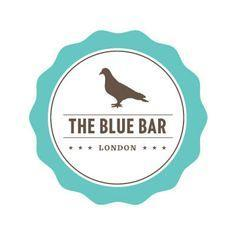 The Blue Bar Logo