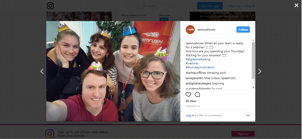 sem-rush-instagram