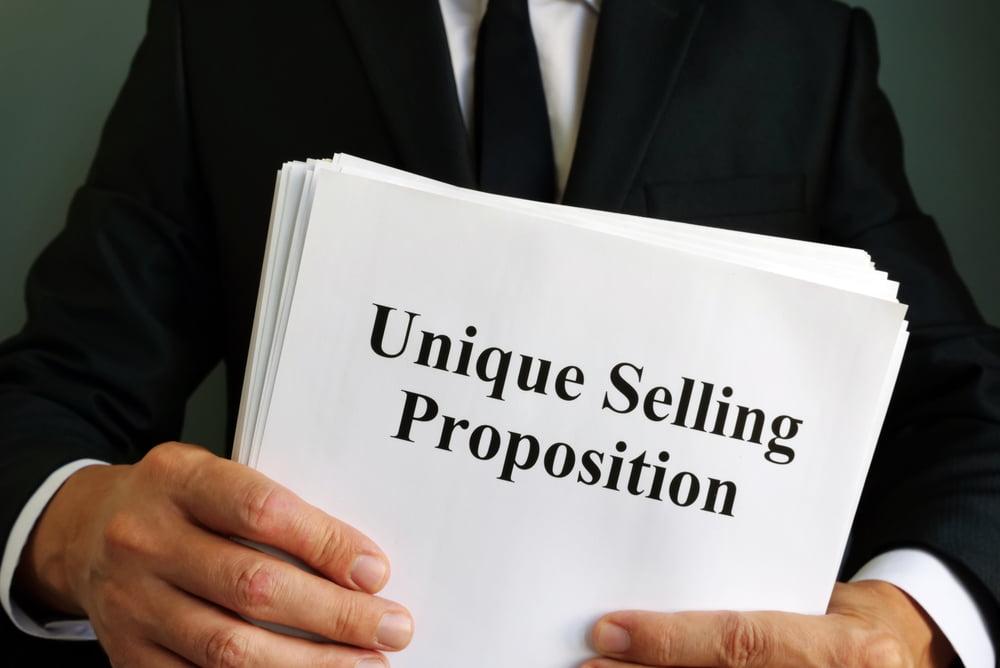 What's Your Unique Selling Proposition