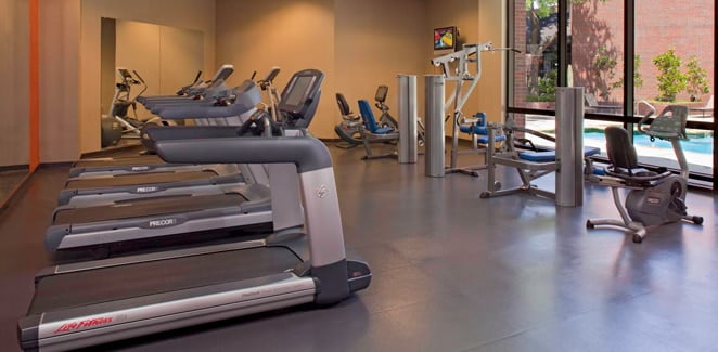 Hyatt Regency North Dallas - Fitness Center