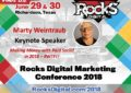 Social Media Maverick, Marty Weintraub, to Keynote on Paid Social in Dallas on Social Media Day 2018