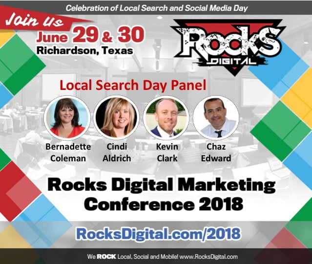 Local Search Day 2018 Expert Panel