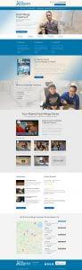 Custom Website Design - Doctor - Rocks Digital Marketing Agency