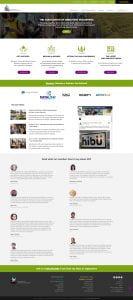 Association Website Redesign - Rocks Digital Marketing Agency