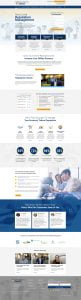 Custom Website Redesign - Rocks Digital Marketing Agency