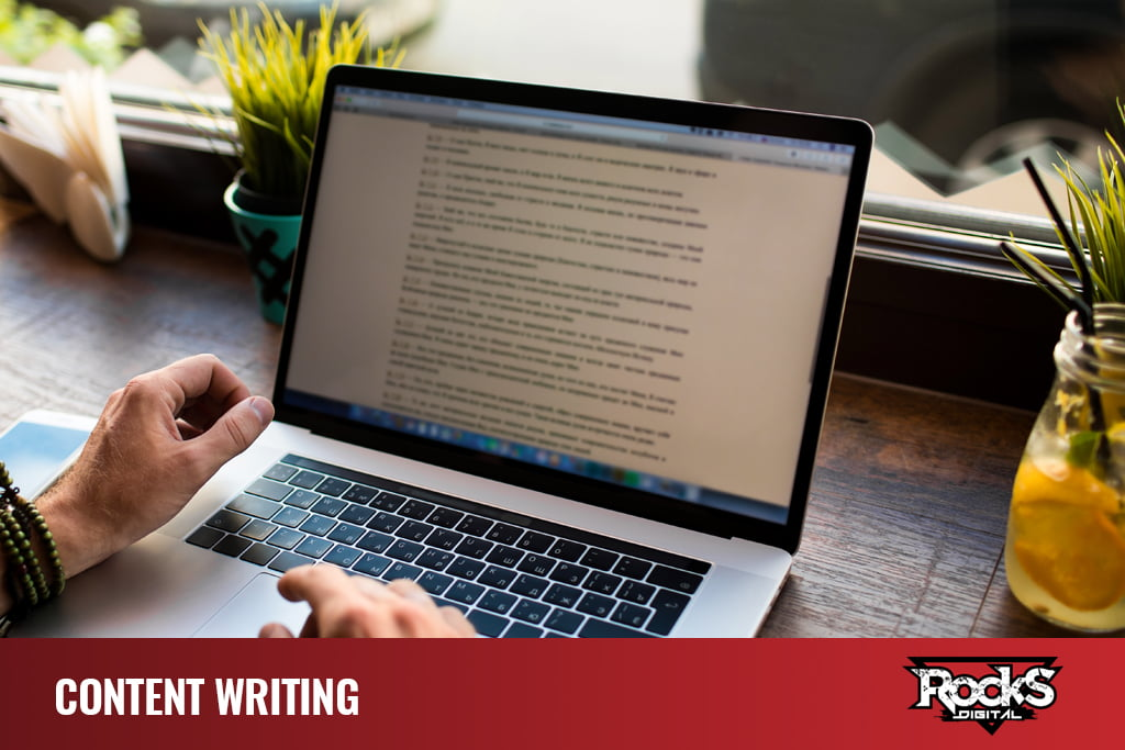 Content Writing - Digital Marketing Agency Services