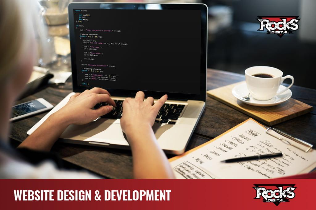 Web Design & Website Development - Digital Marketing Agency Services